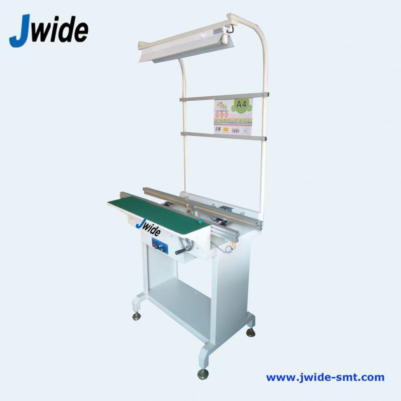 JW-808 1.0M Conveyor with light