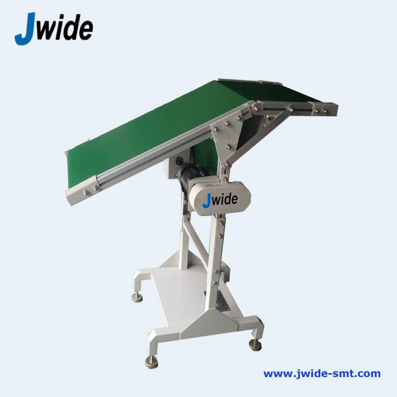 JW-808B Wave outfeed conveyor