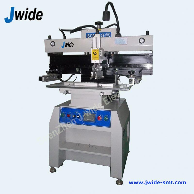 JW-818M solder paste printer
