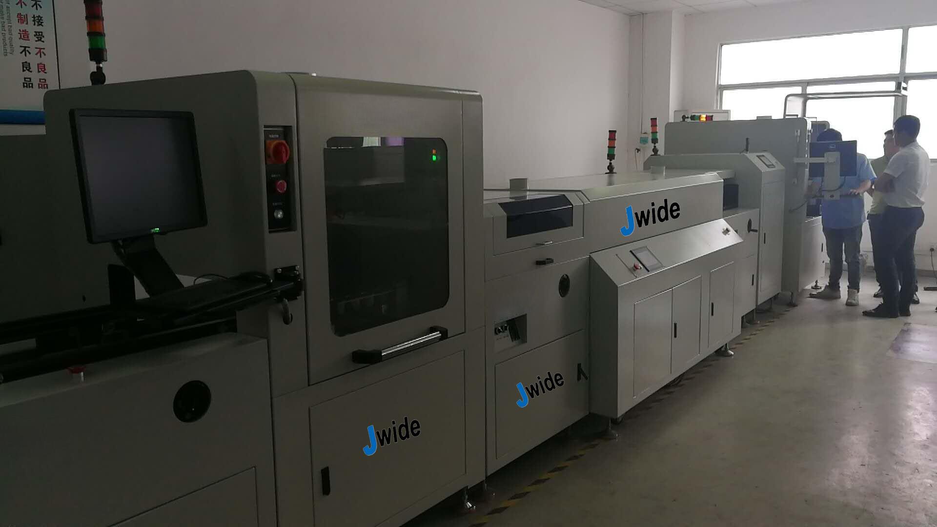 PCB conformal coating machine