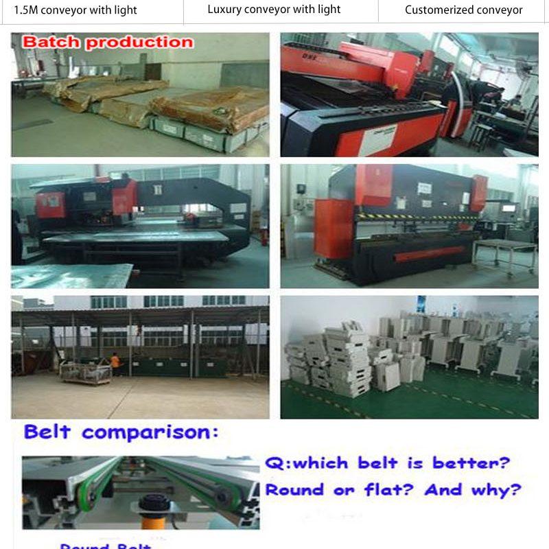 PCB Conveyor details