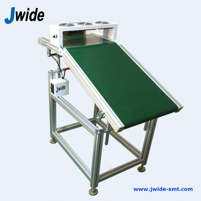 wave offload conveyor 2