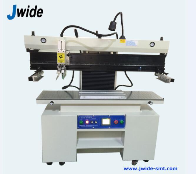semi automatic SMT printer