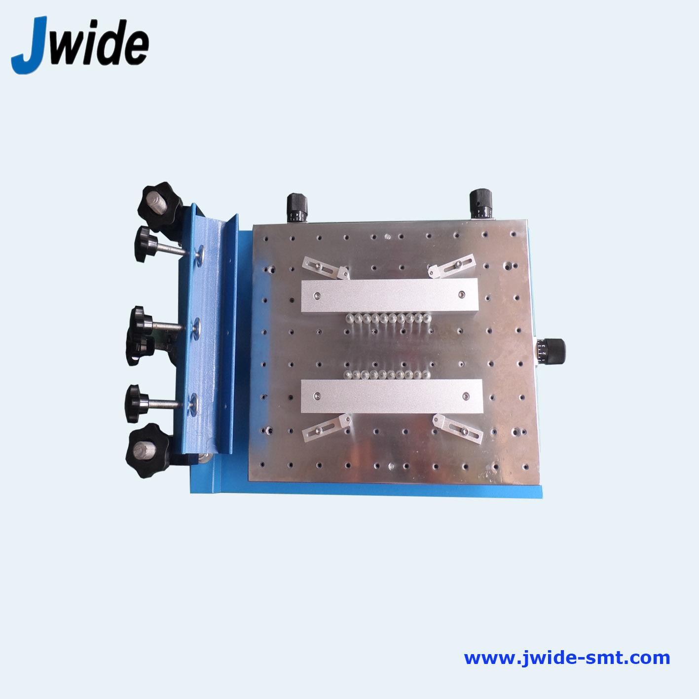 3040 Manual Solder Paste Stencil Printer-SMT PCB Printing Machine 300x400mm USA