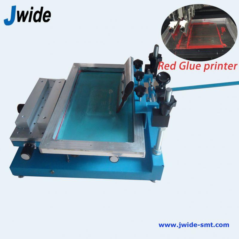 JW-3040 red glue