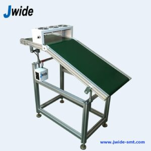 wave outfeed conveyor