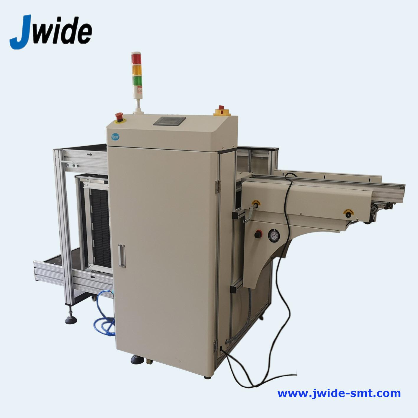PCB line unloader