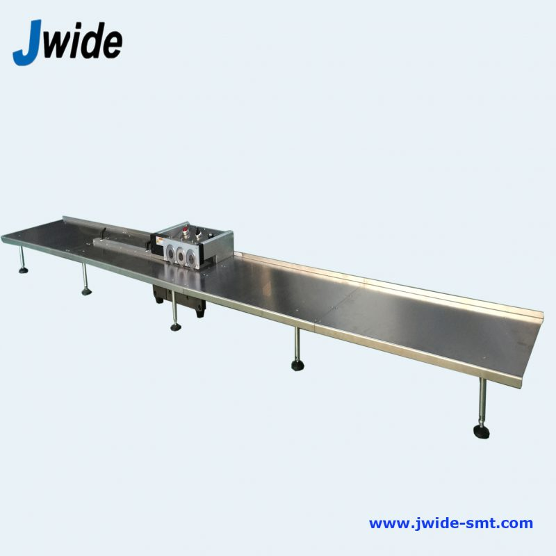 JW-828E tripple head cutter